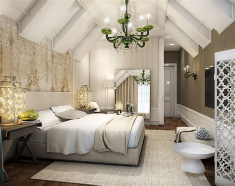 Bedroom With A by Ukrainian Design Team Creates Interiors Of Luxurious Comfort