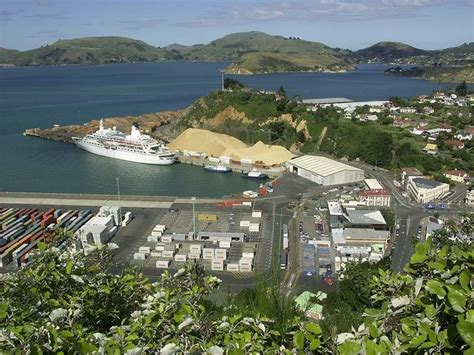 rediscovering port chalmers  zealand rent  car