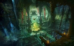 Concept, Art, Emperor, U0026, 39, S, Tomb