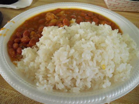 Puerto Rico Food Rice