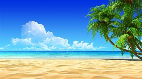 Relaxing Tropical Beach Waves Sounds  Ocean Relax 2