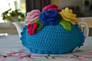 Free Crochet Tea Cosy Pattern