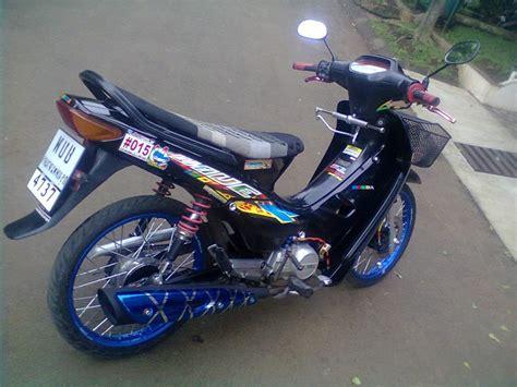 Supra Thailook by Supra Fit Thailook Modifikasi Motor Kawasaki Honda Yamaha