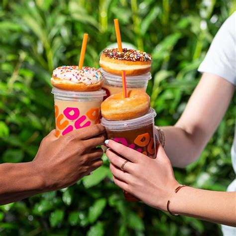 Raise your cup and salute the greatness of coffee! Dunkin' Offers Free Coffee Mondays for DD Perks Members in August | Tea & Coffee Trade Journal