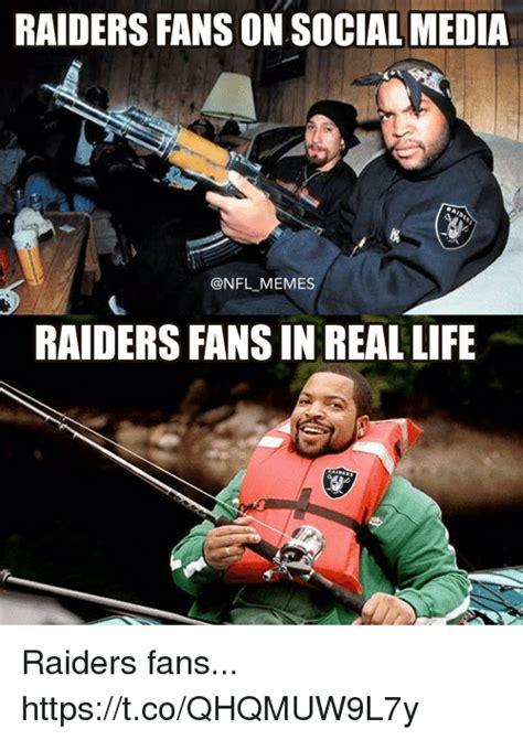 Raiders Fans Memes - raiders fans on social media rai memes raiders fans in real life raiders fans httpstcoqhqmuw9l7y