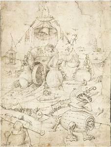 Hieronymus Bosch Drawings