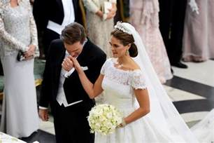 wedding dresses for 50 year brides swedish royal wedding see all the regal glitz photos huffpost