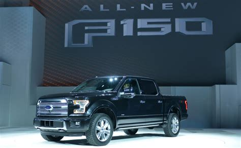 Ford F-150 To Offer Diesel V6 » Autoguide.com News