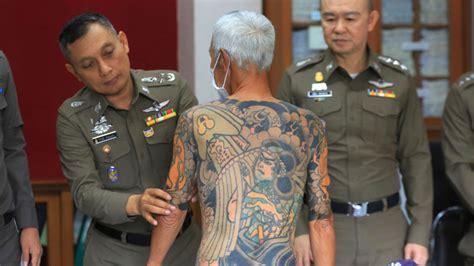 fugitive yakuza boss arrested  facebook