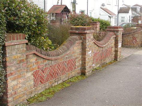 brick boundary wall with grill search boundary