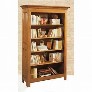 Bibliotheque Bois Clair : etagere bois ouverte ~ Teatrodelosmanantiales.com Idées de Décoration