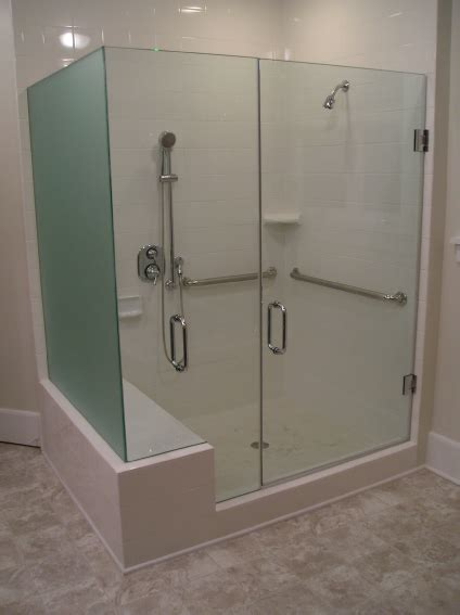 glass handicapshower enclosure learn   httpwww