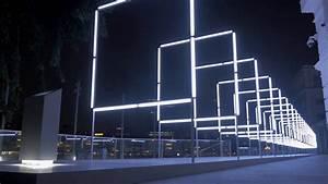 160 - Interactive Light  U0026 Sound Installation