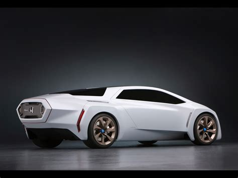 2008 Honda Fc Sport Design Study Wallpapers By Cars