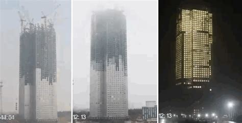 Modular Construction China Mini Sky City