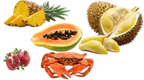 Untuk Menghindari Hamil 5 Jenis Makanan Penyebab Keguguran Hamil Muda