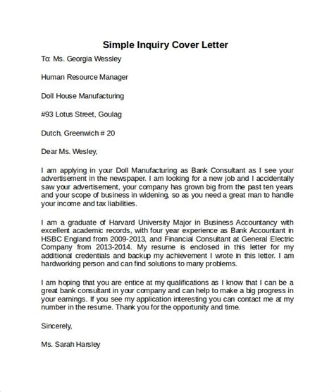 sample cover letter templates   sample templates