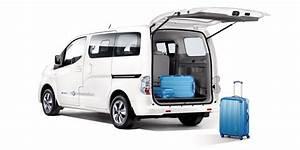 Nissan Nv200 Evalia : nissan e nv200 evalia elektrische mpv nissan ~ Mglfilm.com Idées de Décoration