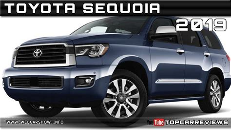 2019 Toyota Sequoia by 2019 Toyota Sequoia Review Rendered Price Specs Release