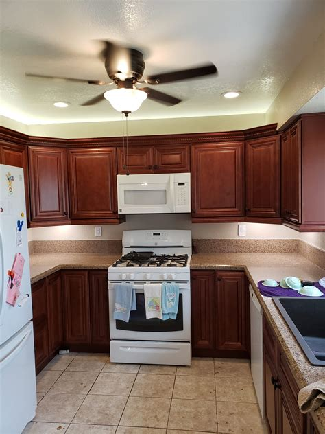 cabinets   customer remodels gallery charles