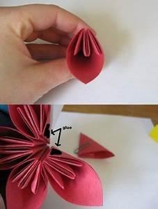 Blumen Aus Papier : kreative blumen aus papier basteln ~ Udekor.club Haus und Dekorationen