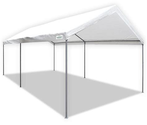 caravane canapé amazon com caravan canopy 10 x 20 domain carport