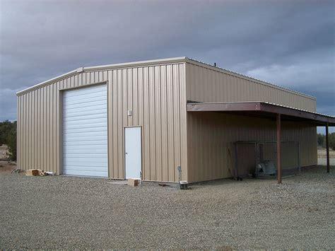 Making Prefab Metal Garages