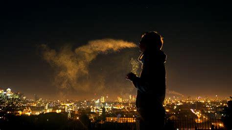 Sad, Night, Smoking Wallpapers Hd / Desktop And Mobile