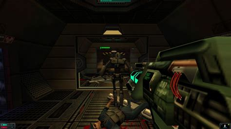 System Shock 2 Wallpapers Wallpaper Cave