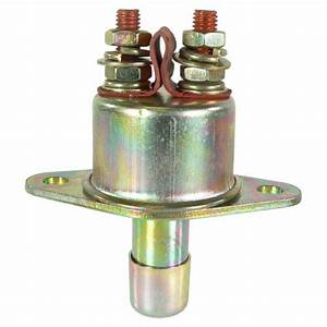 New Starter Foot Solenoid Switch For Ford 9n Tractors