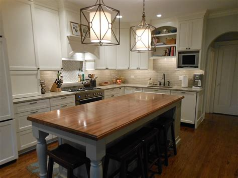 Ideas For Choose Butcher Block Kitchen Island Cabinets