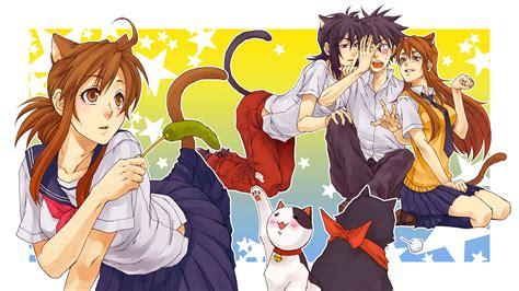 Animal Animal Ears Bell Cat Catgirl Collar Ichinose Nagi