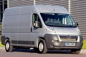 Citroen Relay E Start Vans Available To Order