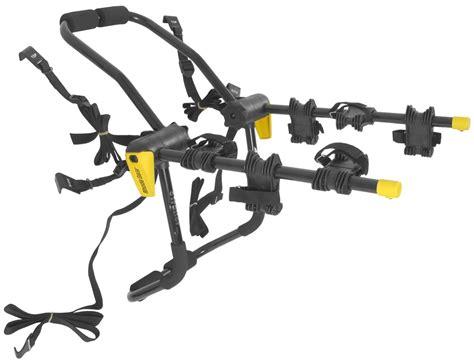 rhode gear bike rack rhode gear shuttle 3 bike carrier trunk mount