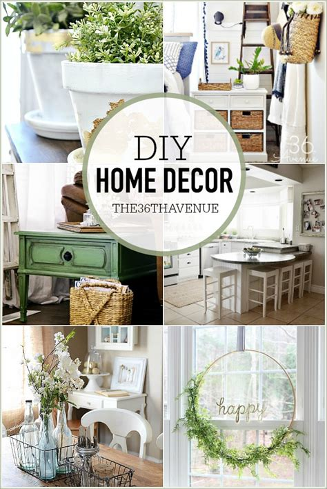 diy home decor ideas home decor ideas affordable decor the 36th avenue