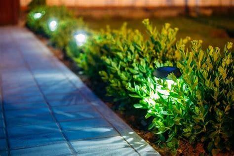 solar landscape lighting ideas outdoor solar lights