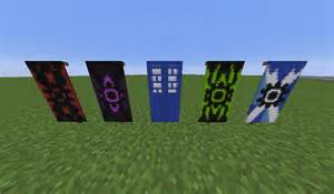 Minecraft Cool Optifine Cape Designs Banner