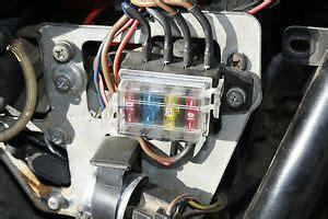 Motorcycle Electrical Fuse Box by Yamaha Honda Suzuki Kawasaki Fuse Box Motorcycle Universal