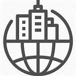 Icon Global Company Corporation Organization Building Business