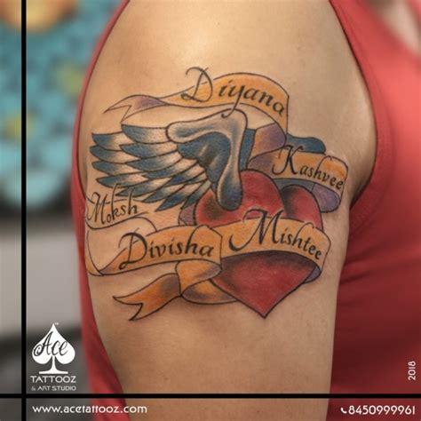 mom dad tattoo designs ace tattooz  tattoo studio
