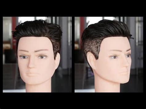 toni mahfud undercut haircut tutorial thesalonguy