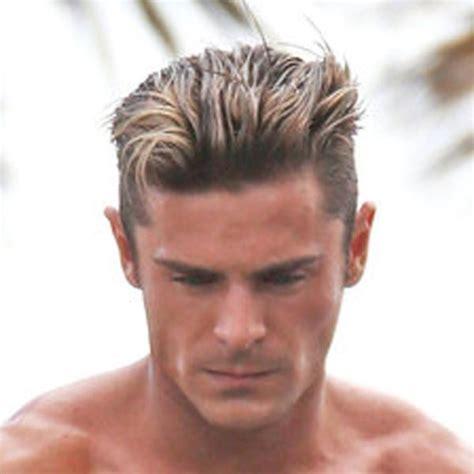 Peinados Zac Efron