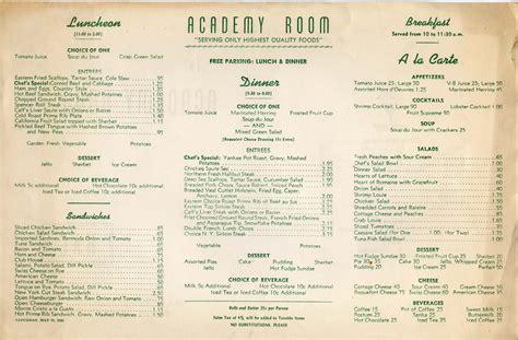 magic l menu the biltmore hotel la millennium biltmore hotel los