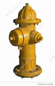 Yellow Fire Hydrant Photo