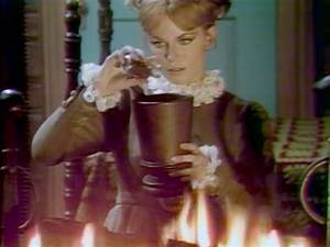 Witchy Wednesday: Dark Shadows - The Vampire Curse | Frock ...