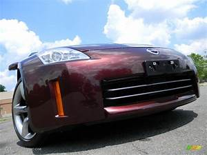 2006 Interlagos Fire Metallic Nissan 350z Enthusiast Coupe