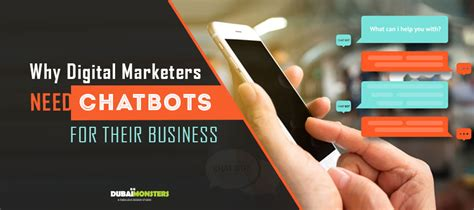 digital marketers  chatbots   business