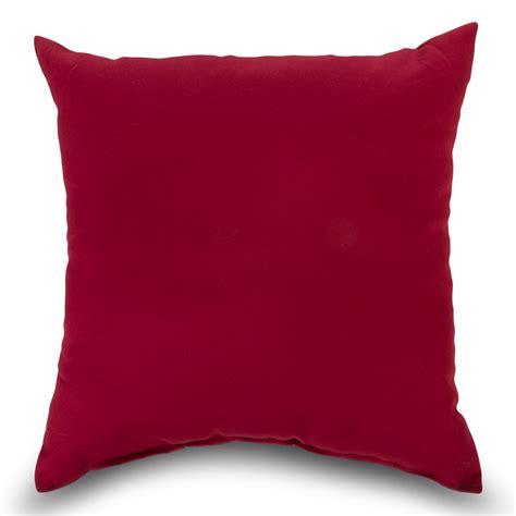 outdoor accent pillows burgundy outdoor throw pillow dfohome