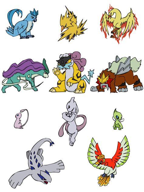 Pokemon Legends By Taeryne On Deviantart