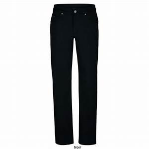 Pantalon Décontracté Homme : pantalon homme casual 5 poches chic et d contract stretch ~ Carolinahurricanesstore.com Idées de Décoration